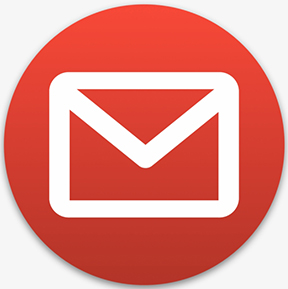 This cute little round red logo is a similar version to the one Google uses for Gmail branding. I like it a lot for my Coaching website on WordPress. Authentic Way Coaching for the Gifted and Creative also has a Gmail account, so using this turns out to be authentic too.