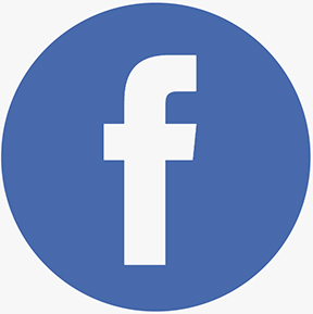 This cute little blue round Facebook icon logo is what I am using to encourage clients to my facebook Business page for Authentic Way Coaching for the Gifted and Creative.